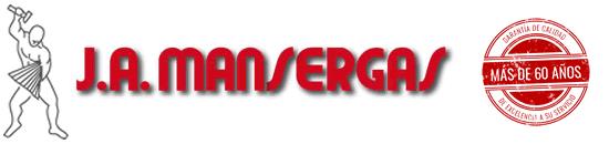 J.A. Mansergas S.A. Logo